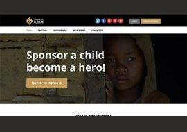 Al-Ihsan charity website