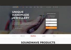 Soundwave Jewellery