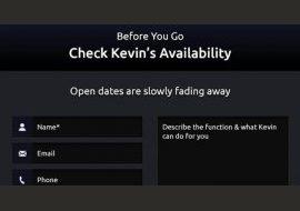 Kevin Viner – Popup Banner