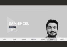Sam Encel – Profile Site